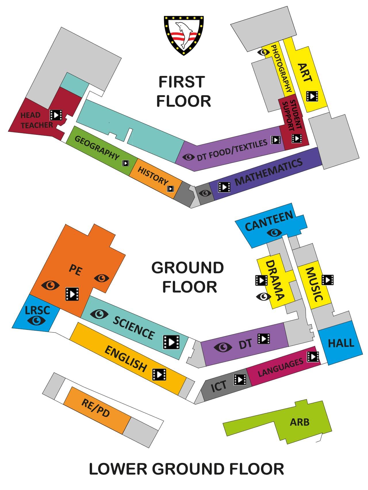 RLS Map